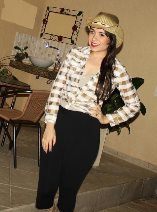 Look do dia: Roupa Country | Cowboy + Rodeio